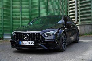 Mercedes AMG CLA 45 4MATIC+
